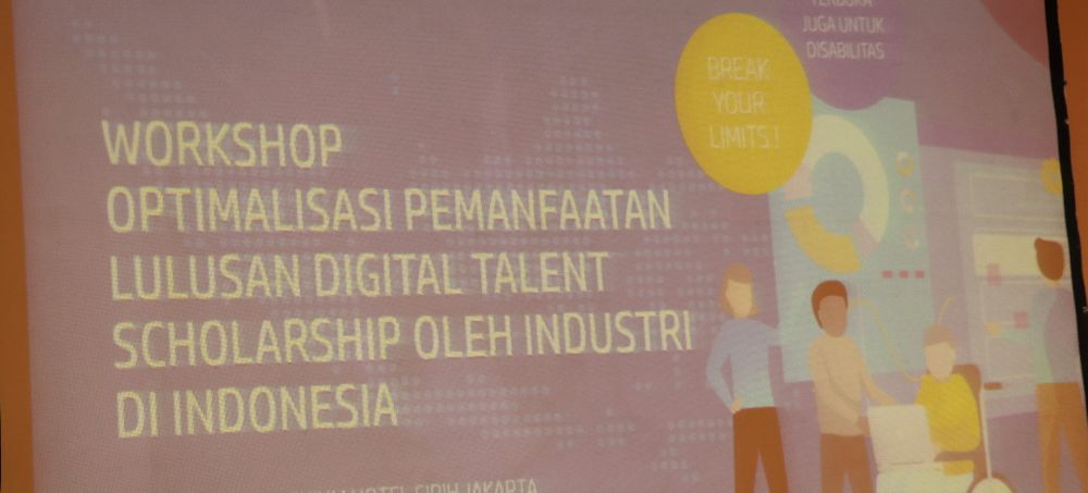 Workshop Optimalisasi Pemanfaatan Lulusan DTS 2019